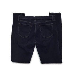 J BRAND mid rise Super Skinny Jeans- Metropol